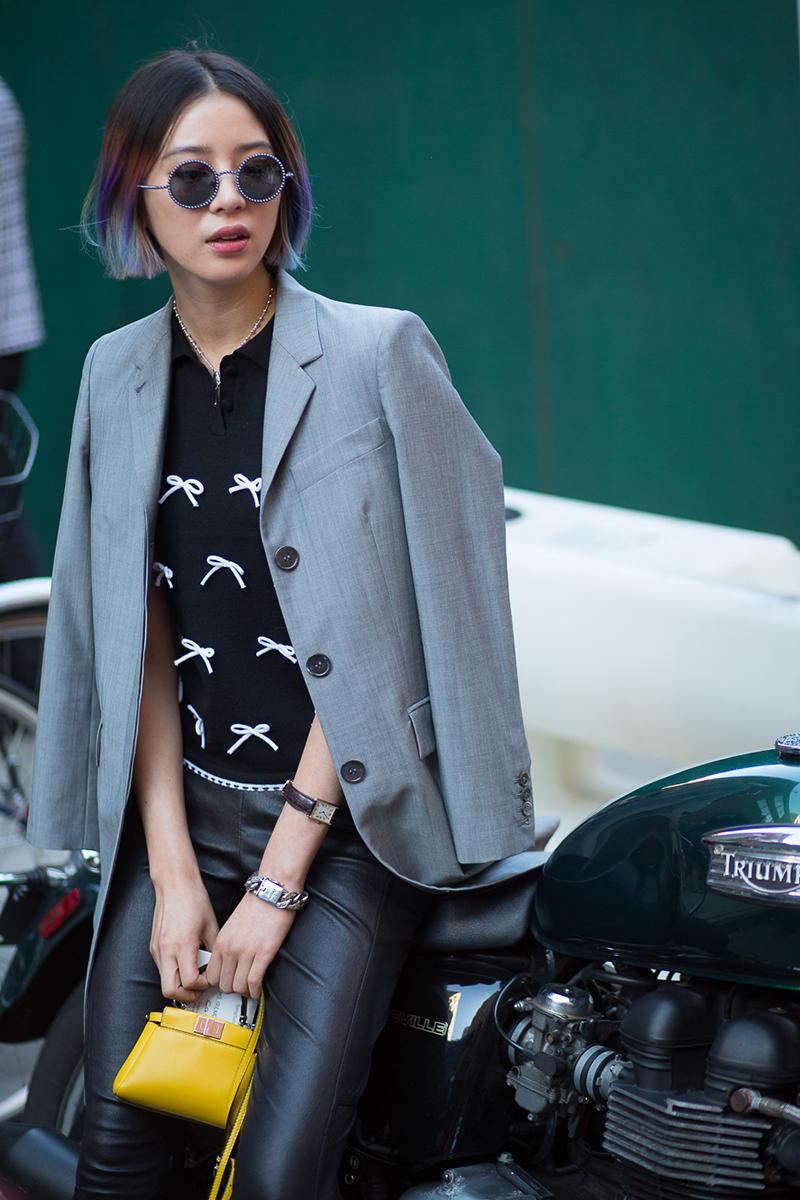 Streetstyle New York Fashion Week