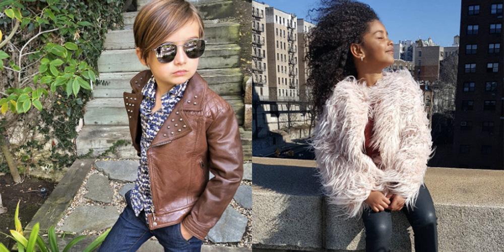 12 Best Dressed Kids On Instagram - Stylish Baby and Kids ...