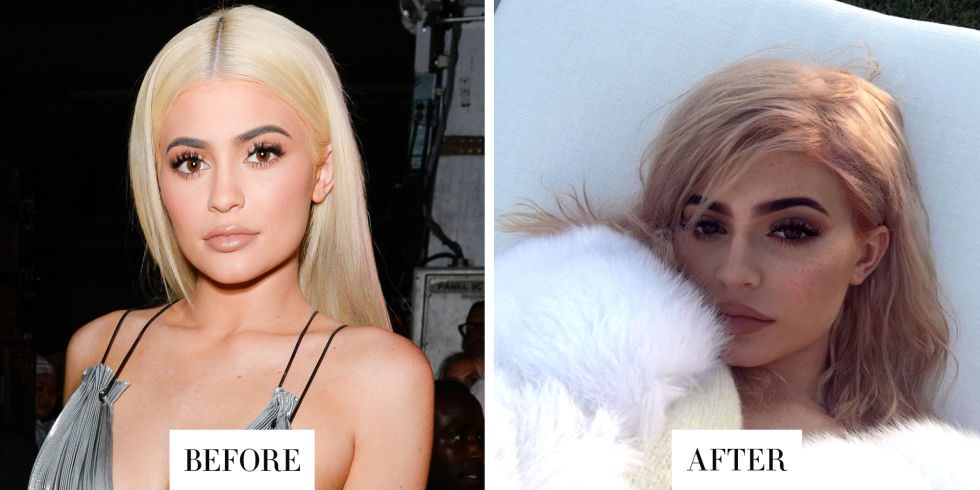 When: October 6, 2016 What: Rose-gold hair Why we love it: The 19-year-old beauty guru is a fan of drastic hair changes, but her latest update is a subtle one. After bleaching her natural hair platinum blonde, she showed off a new rose-gold tint on Instagram today.