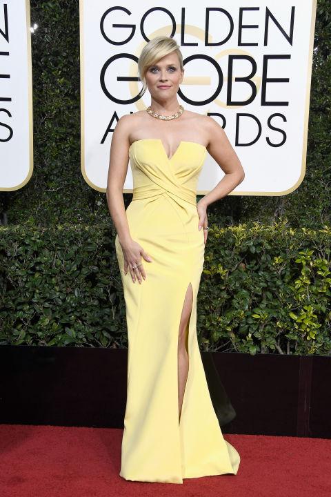 Reese Witherspoon in custom Atelier Versace