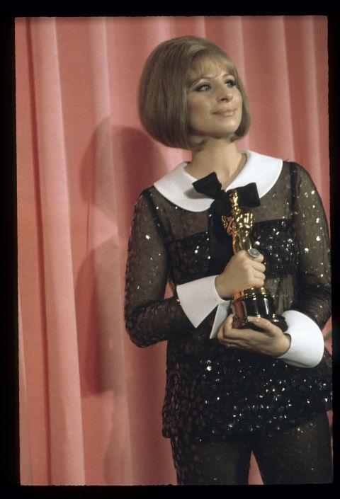 Barbra Streisand - Oscar - 1969