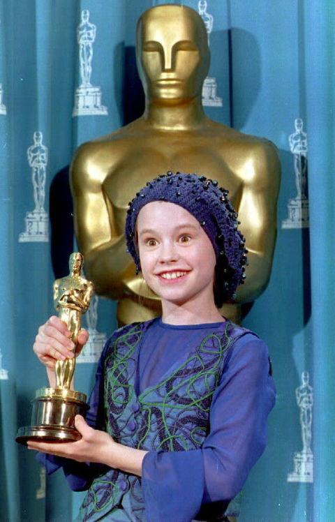 Anna Paquin - Oscar