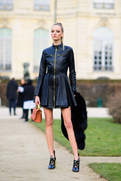 Couture Week Streetstyle - bags