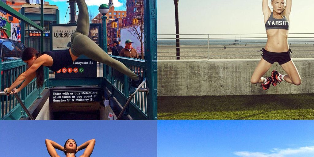 Workout Motivation from 20 Inspiring Fit Girls On Instagram