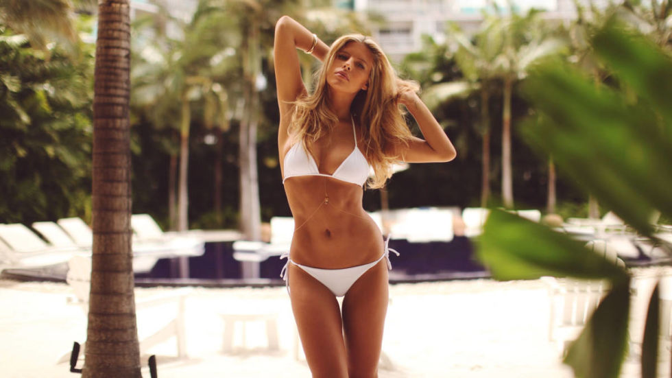 A Bikini A Day May 2014 - Natasha Oakley and Devin Brugman ...